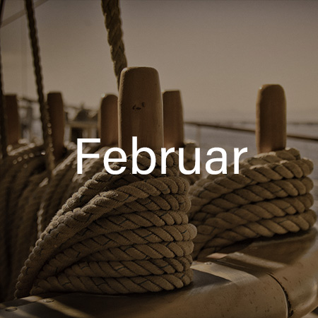 raspored za februar