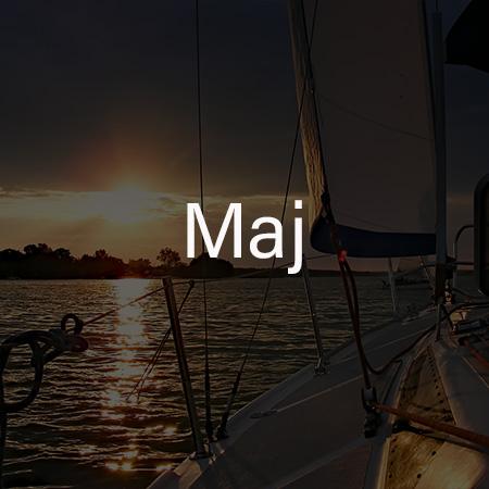 raspored za maj